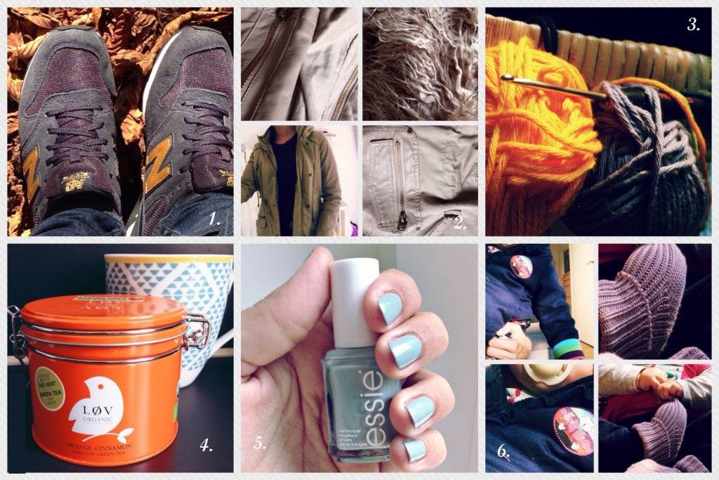 Beauty und Style, Mode, Kosmetik, Nagellack, Sneaker, New-Balance, Herbstoutfit, Inspiration