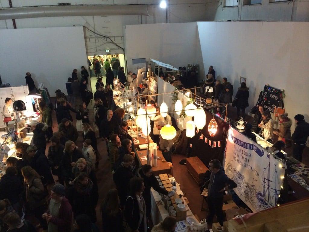 Dawanda Design Markt, Berlin, Menschenmenge, Warten, DIY, Markt, Individuell