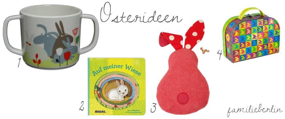 kleine Geschenke zu Ostern, Kleinigkeiten zu Ostern, was bringt der Osterhase, Kinder, Geschenke Baby zu Ostern, Kleinkinder beschenken