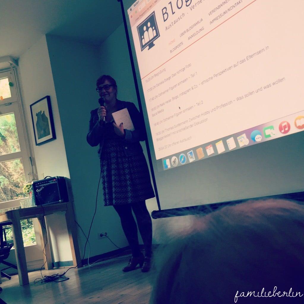 Blogfamilia, Kind, Vereinbarkeit, Konferenz, Blog