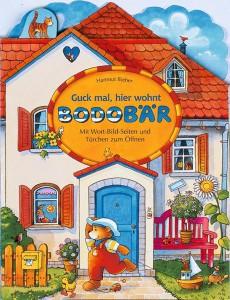 Cover Bodo Bär, Lesetipps für Kleinkinder, Kinderbuch, Lesen, Kleinkind, Welt der Bücher, Entdecken