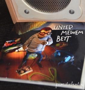 """CD """"Unter meinem Bett"""""""