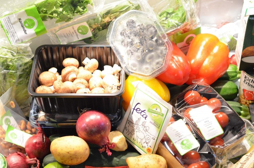 hellofresh im Test, frische Zutaten, Rezepte, Essen in Familie, Kleinkind, Familienleben, Gemuese