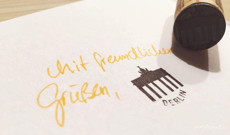 Name Berlin