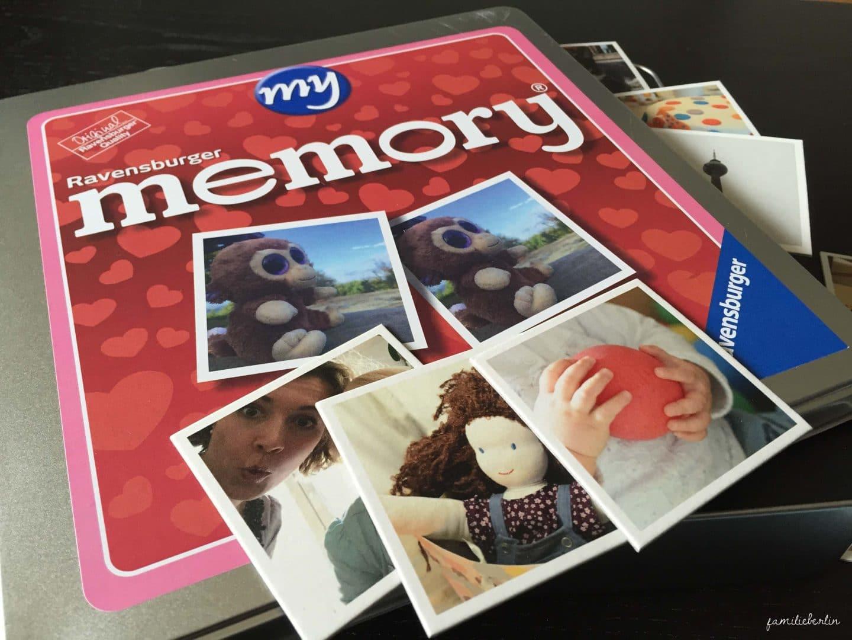 geschenkidee personalisiertes memory von ravensburger gewinnspiel familieberlin. Black Bedroom Furniture Sets. Home Design Ideas