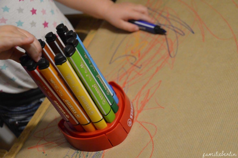 Stabilo Stifte für Kinder, Welche Stifte für Kinder, Stabilo testen, Erfahrungsbericht Filzstifte für Kleinkinder, Stifte Baby