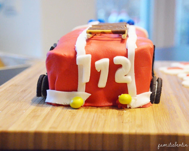 Feuerwehrauto Kuchen Bestellen Freiwillige Feuerwehr Kuchen