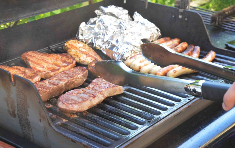 Grillen ohne Stress, Rezeptideen Grillparty, Grillbox Kochzauber, Kochbox, Ideen Grillen, Barbecue mit Familie, Grillen mit Kindern
