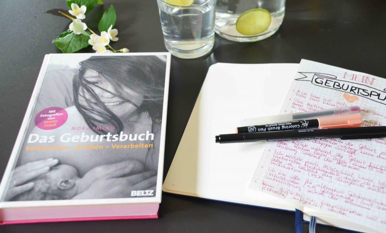 Geburtsbuch von Nora Imlau, Vorbereiten, Erleben, Verarbeiten, Rezension, Buchbesprechung, Geburt vorbereiten, Hebamme, Unsicherheit, selbstbestimmt
