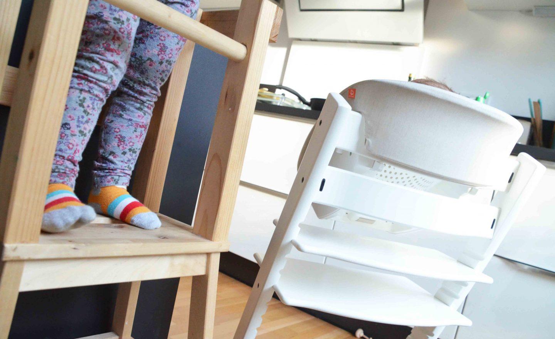 duschen essen leben mit baby leicht gemacht dank dem stokke tripp trapp werbung familieberlin. Black Bedroom Furniture Sets. Home Design Ideas