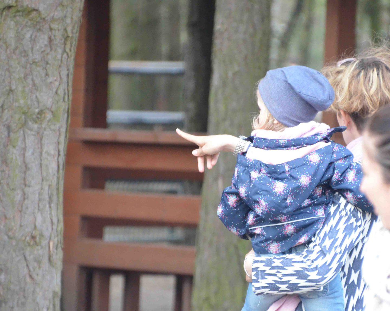 Ausflug ins Berliner Umland, Tierpark Germendorf, Oranienburg, Brandenburg, Familienausflug, Baden, Spielplatz, Fahrgeschäft