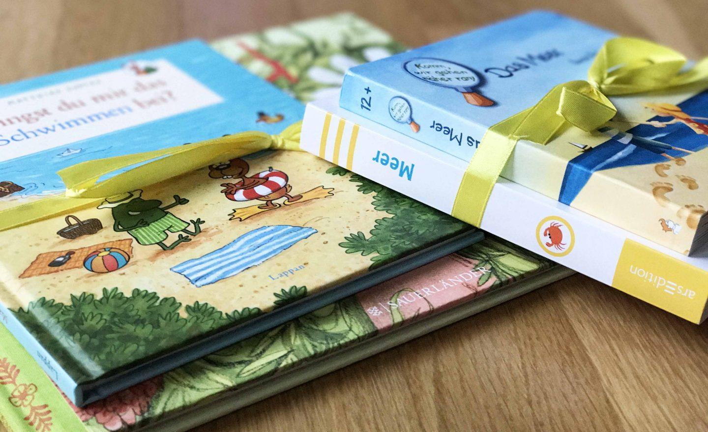 Kinderbücher mit Librileo, Sommerbücher, Leselust, Bücher für Kinder, Kinderbücher, Urlaubslektüre, Lesen auf Reisen, Babybücher