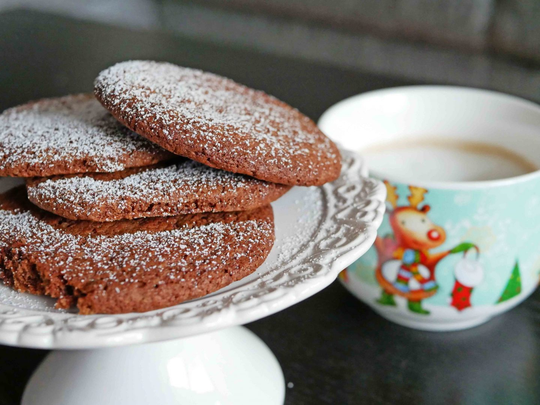 Weihnachtsbäckerei: Lebkuchen-Cookies