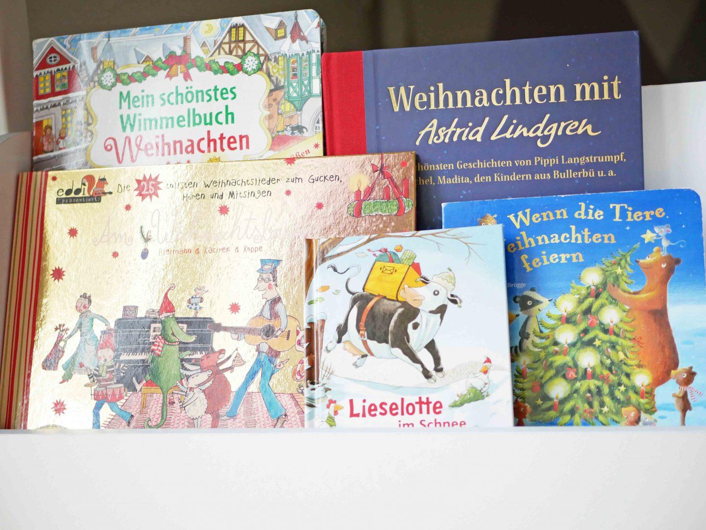 Kinderbücher Weihnachten.Gemütliche Vorweihnachtszeit Schöne Kinderbücher über Weihnachten