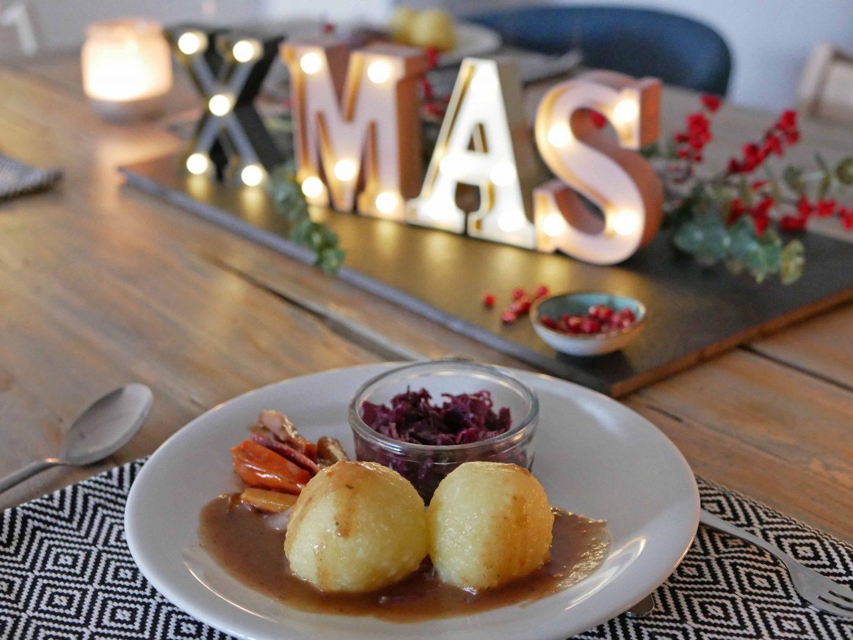 Schnell und einfach: Ein vegetarisches Weihnachtsmenu für die ganze Familie |Werbung|