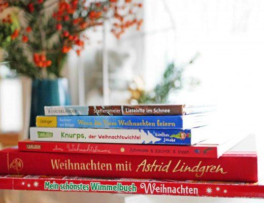 Kinderbücher über Weihnachten, Klassiker, Weihnachtsbücher 2017, Festlich, Lesen, Kleinkinder, Buch, Bücherregal, Vorfreude, Adventsgeschichten