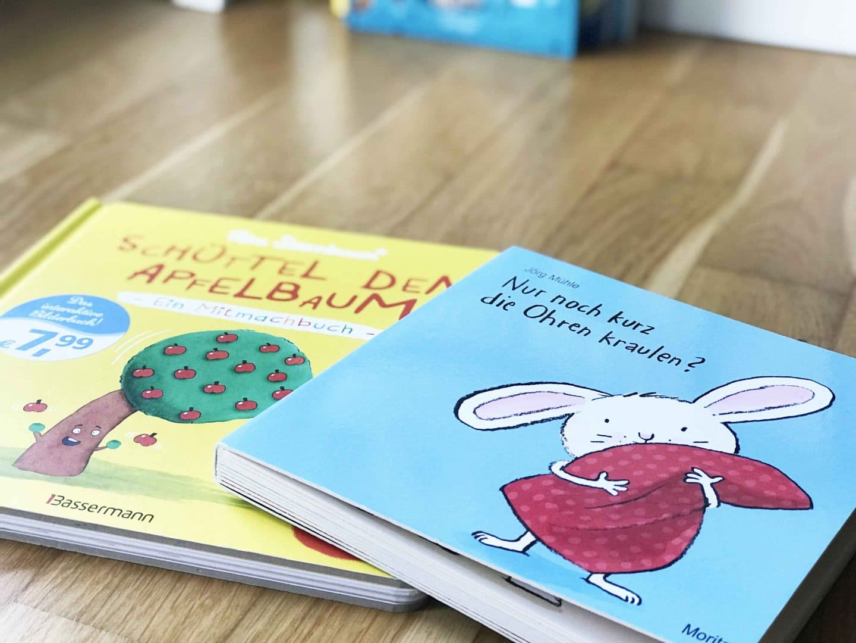 Bücher für Groß und Klein: Interaktive Bücher für Geschwister