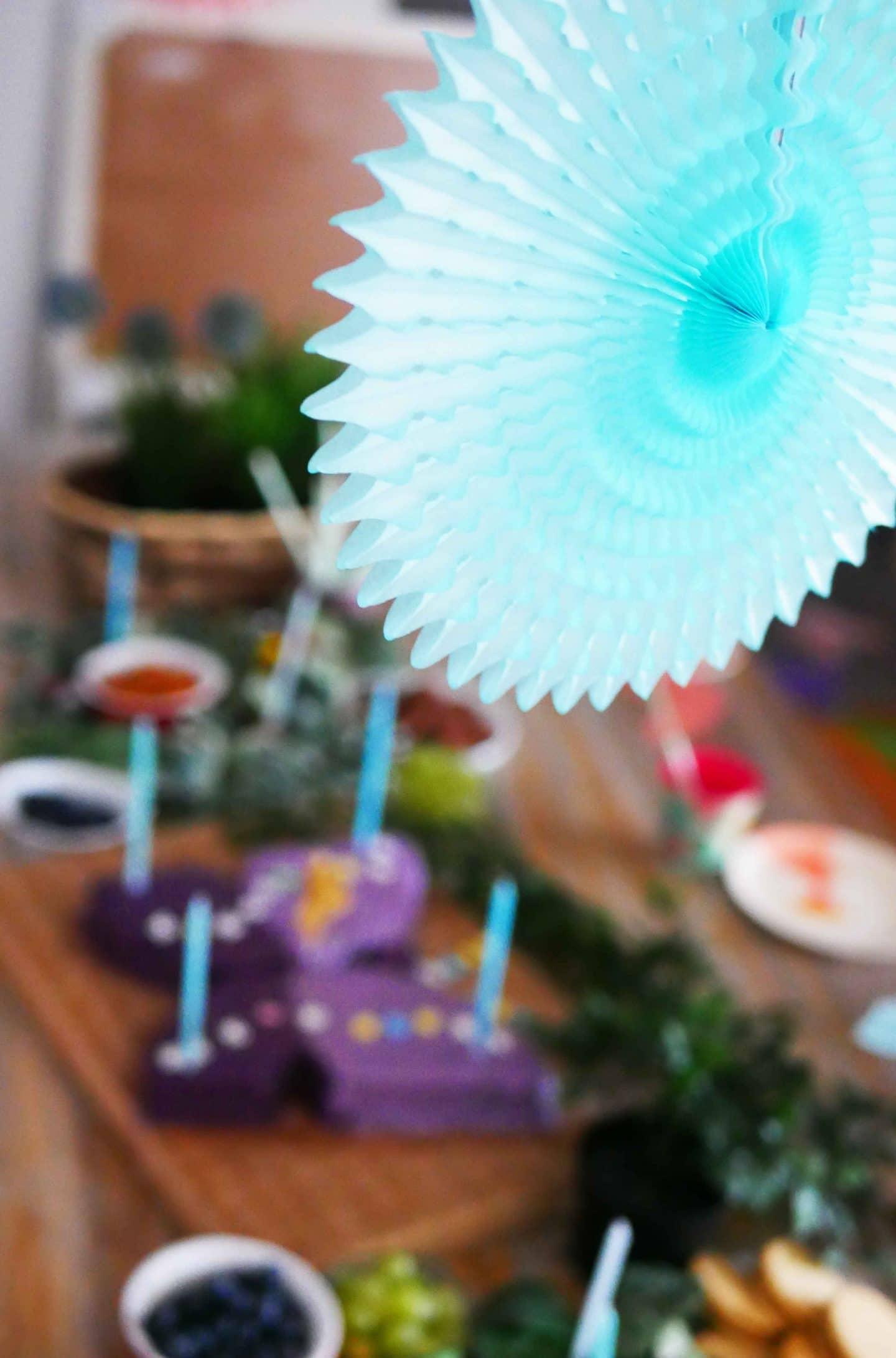 Schmetterlingsparty Zum Kindergeburtstag Unser Kuchen Unsere Deko