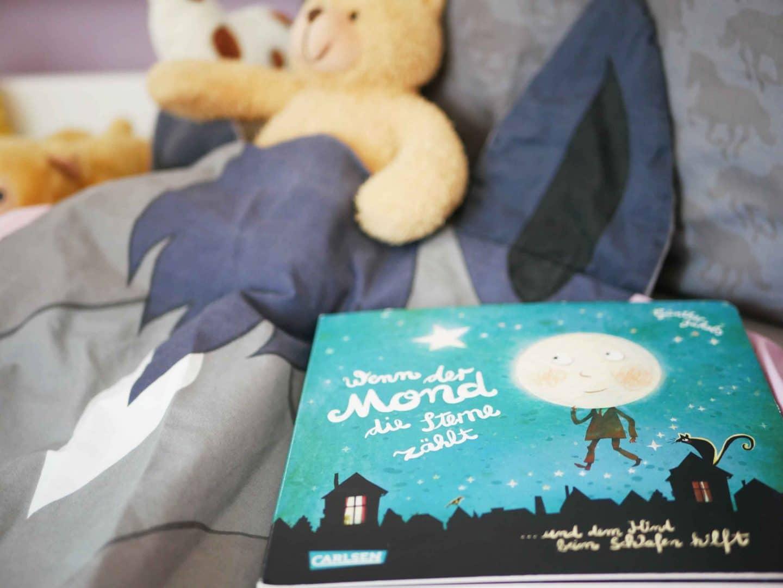 Mama, bringt der Mond uns heut ins Bett?: Wenn der Mond die Sterne zählt #Verlosung