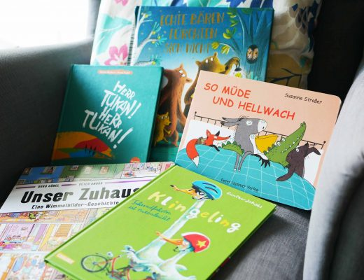 Tolle Kinderbücher für 2- bis 4-jährige: Bücher zum Vorlesen, mitsprechen und Geschichten ausdenken. Egal ob Wimmelbuch oder Geschichte.