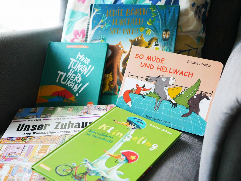 Mama, vorlesen: Unsere liebsten Kinderbücher für 2- bis 4-jährige