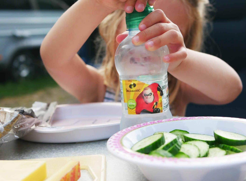 Unterwegs im Wohnmobil: Verpflegungsideen für Kinder | Werbung |