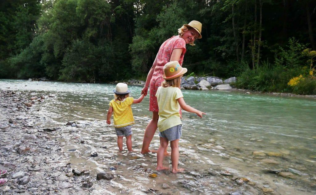 Entspanntes Reisen mit Kindern