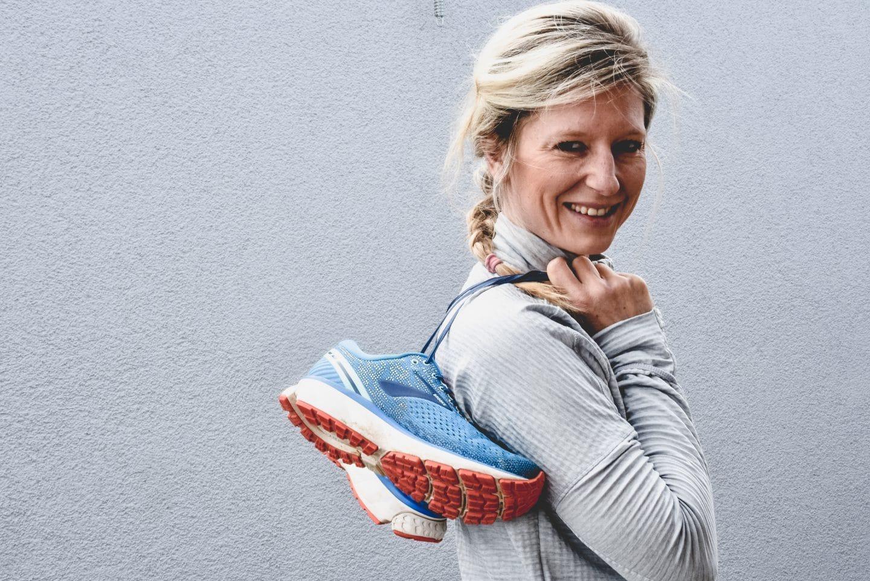 Sport mit Kindern: Laura läuft den #mutterlauf