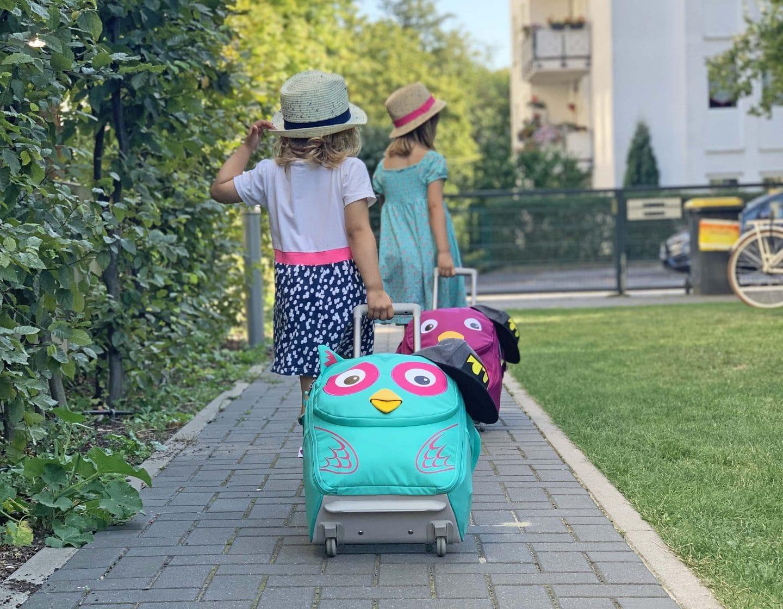 Strategien und Tipps, wenn Kinder sich schwer trennen können