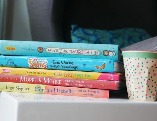 Vor- und Erstlesebücher für Kinder