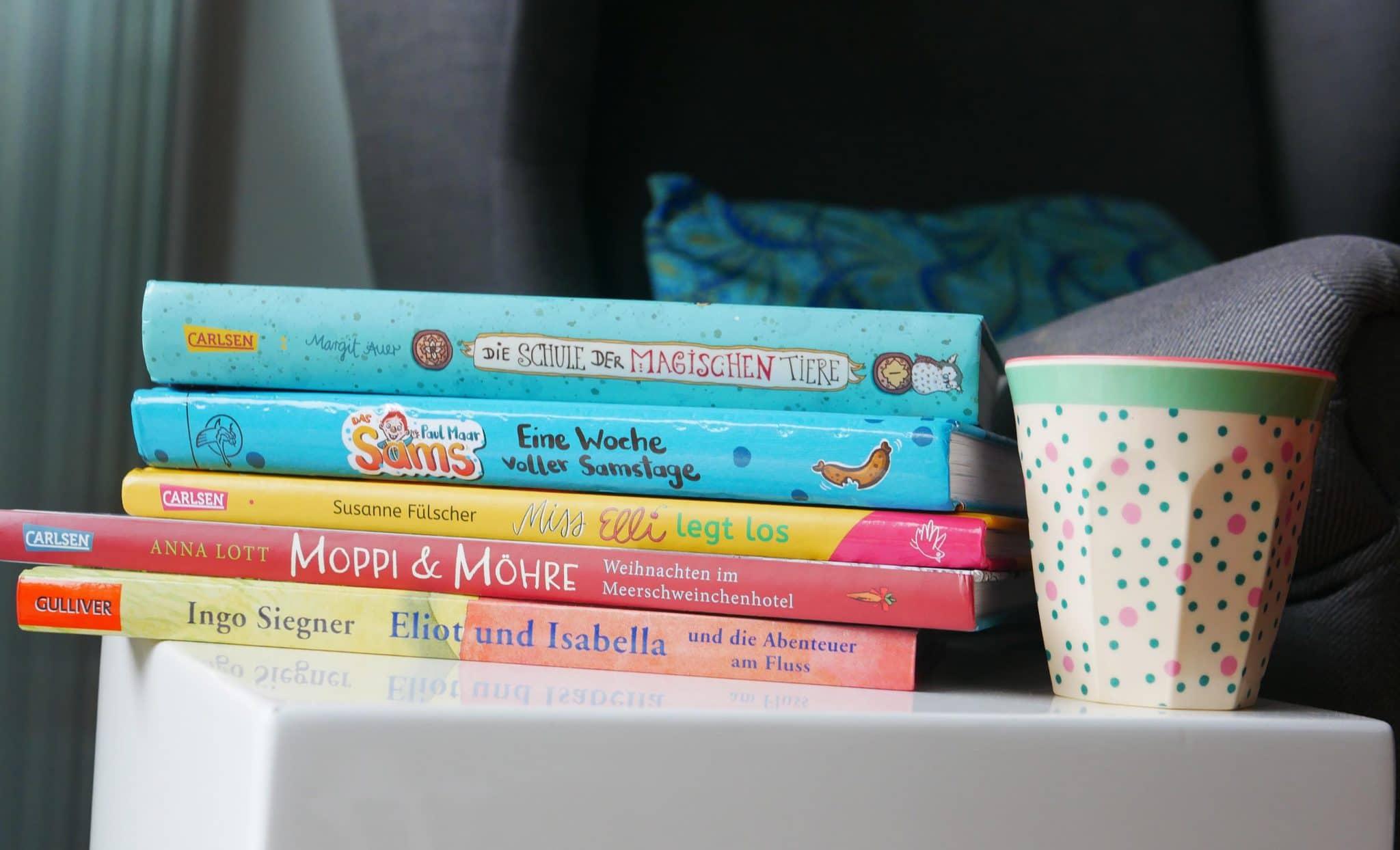 Die schönsten Vor- und Erstlesebücher für Kinder ab 6 Jahren