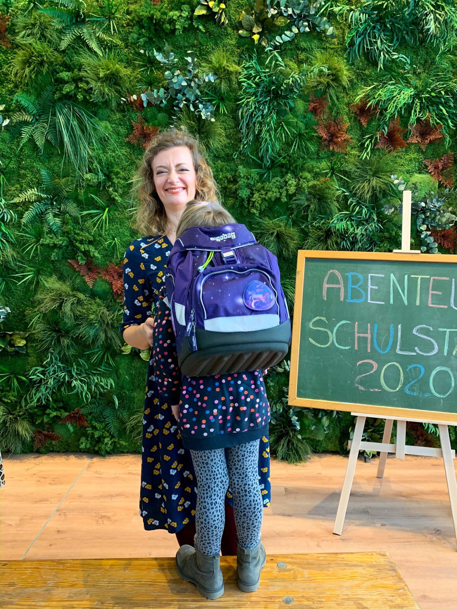 Einschulung, fertig, los: Mit dem Ergobag Pack in die Schule