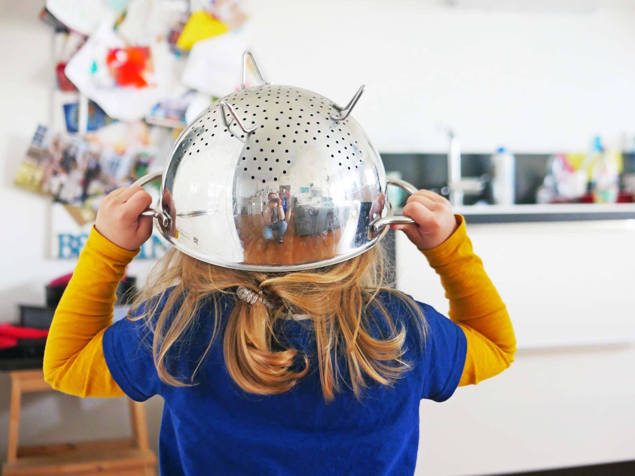Mit Kindern kochen - Erfahrungen
