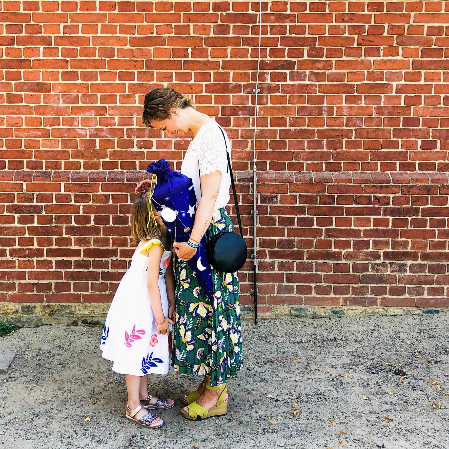 Schulstart: Ein Tanz von Vertrauen und Loslassen