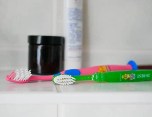 Richtige Zahnpflege mit Kindern